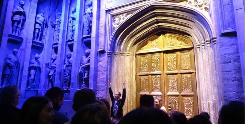 Set Rodaje Harry Potter