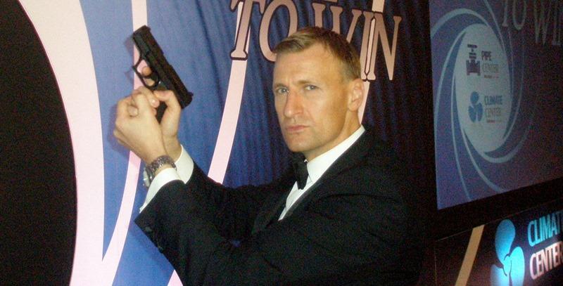 agente secreto británico