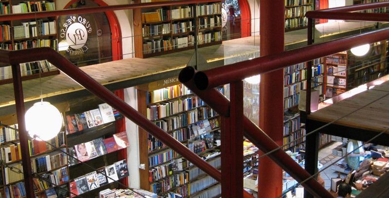expositores libreria