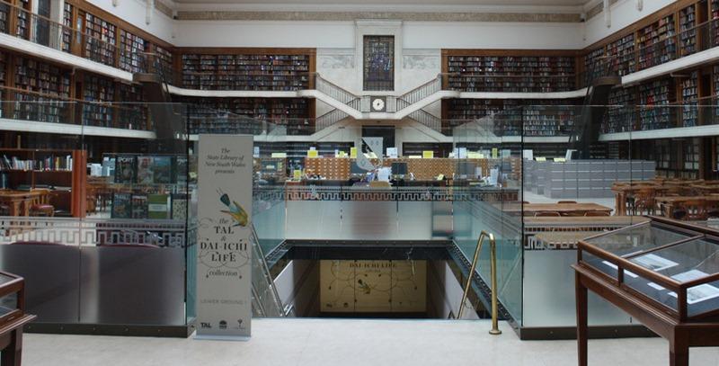libreria publica con libros