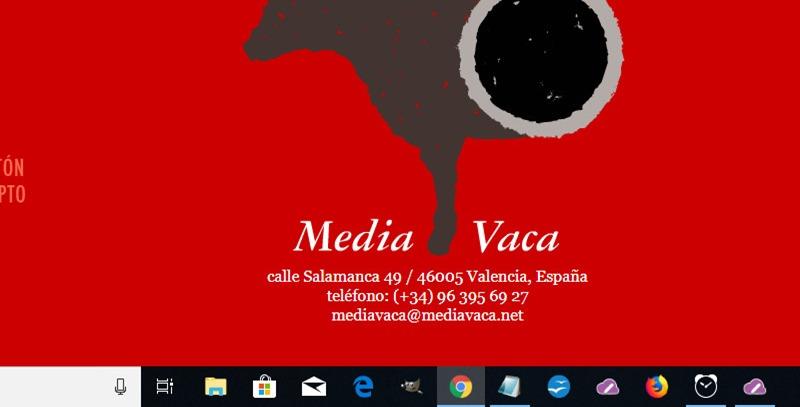 media vaca editorial