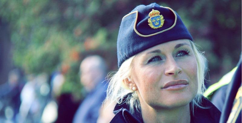 policia sueca