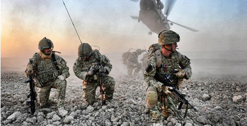 soldados norteamericanos afganistan