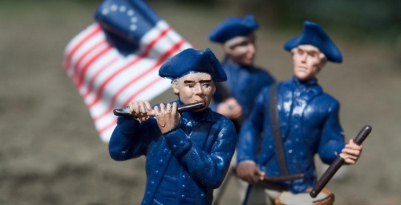 tropa guerra de secesión americana