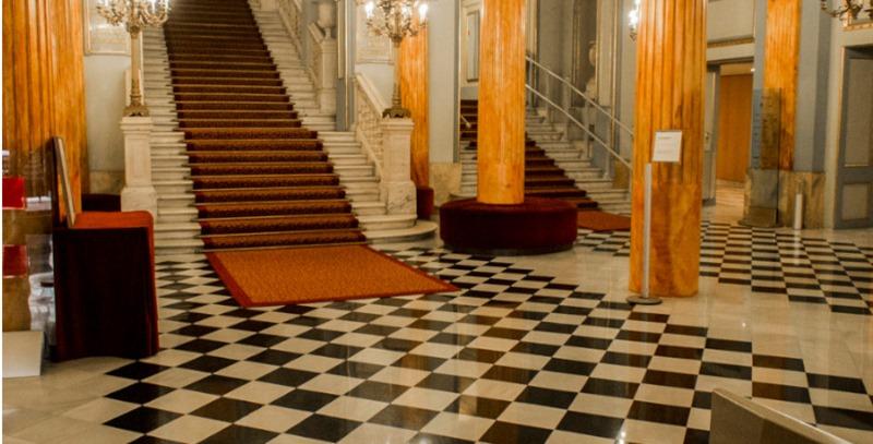 vestibulo teatro liceo barcelona