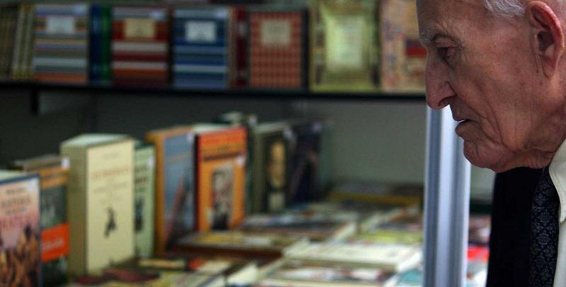 caseta feria del libro de madrid