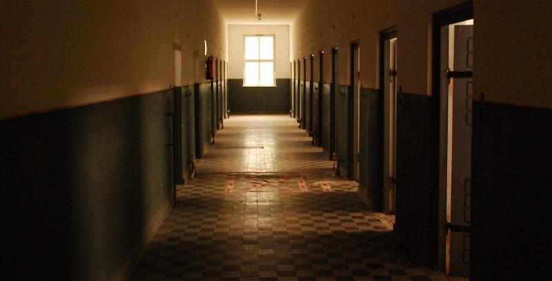 celdas mauthausen