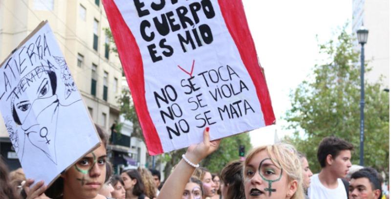 manifestacion feminista