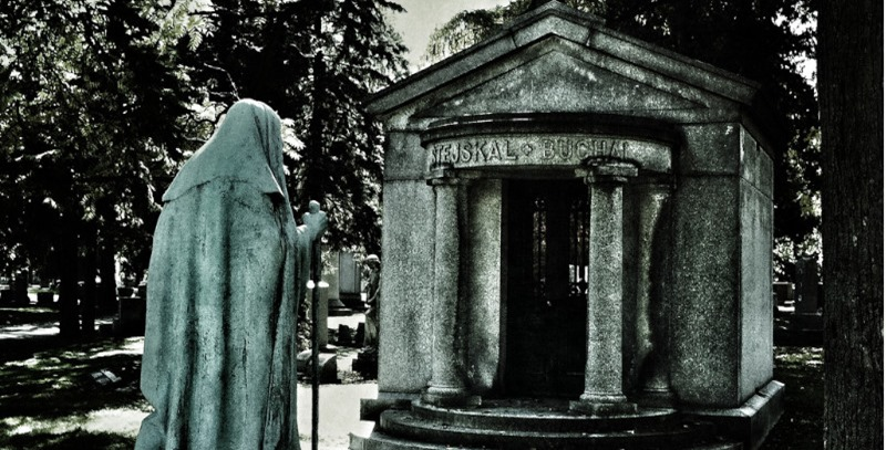mausoleo muerte