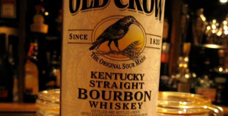 old crowy bourbon
