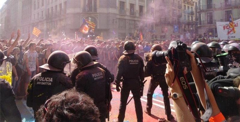 incidentes-barcelona-mossos