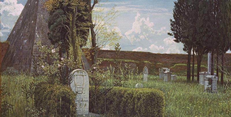 cementerio protestante testaccio