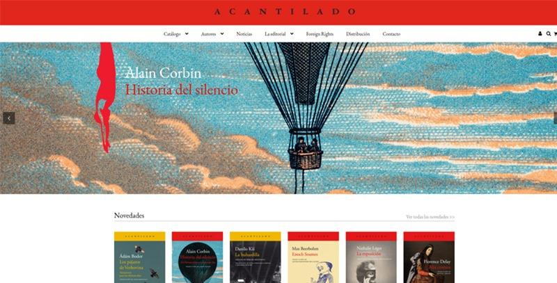 pagina-de-inicio-web-de-editorial-acantilado