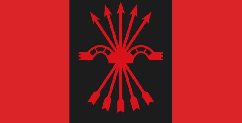 bandera de falange