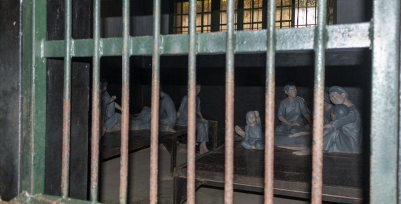 celda de prisioneros