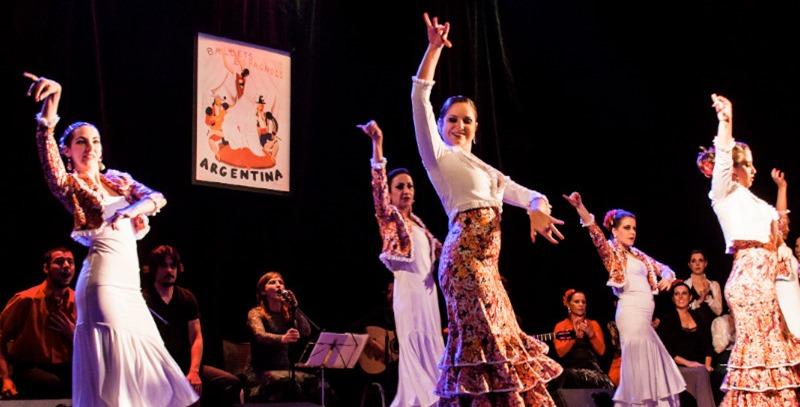 conjunto flamenco