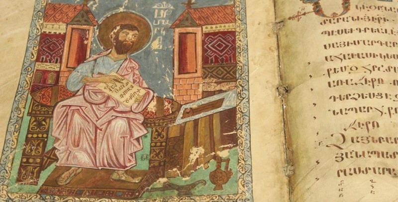 libro medieval codice miniado