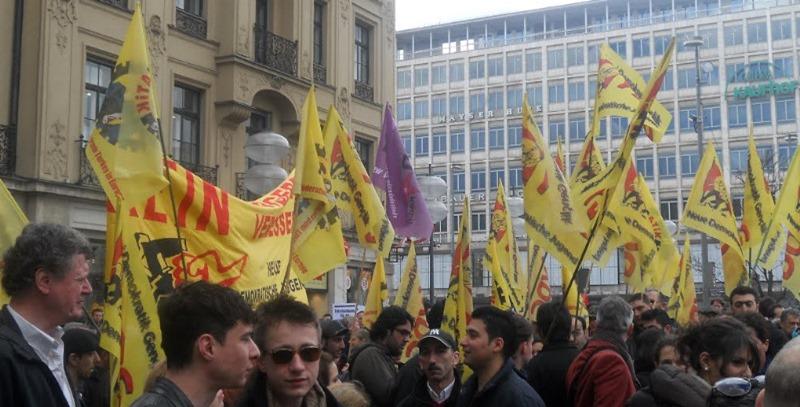 manifestacion antifascista