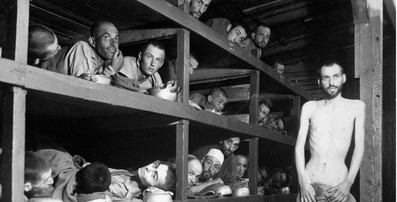 prisioneros campo de concentracion de buchenwald