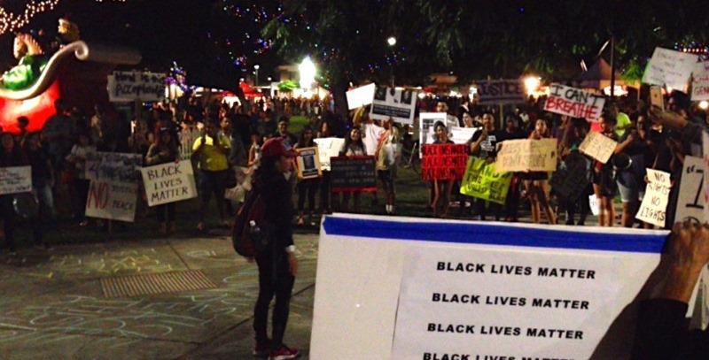 protestas comunidad negra estados unidos