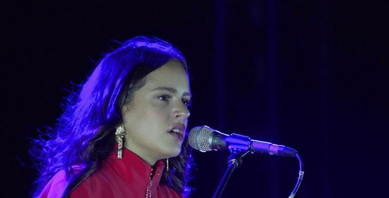 rosalia en concierto