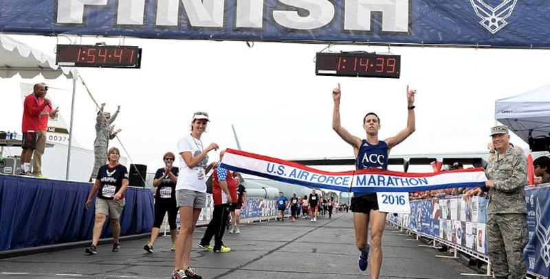 us air force marathon
