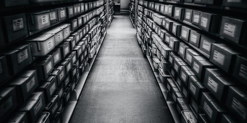archivo de microfilms